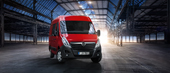 Opel Movano - Außenansichten
