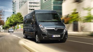 Opel Movano - Vorderradantrieb