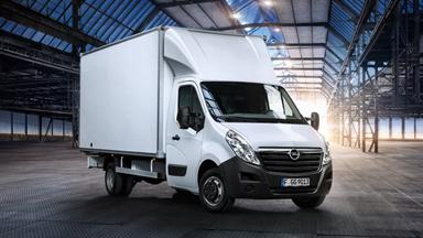 Opel Movano - Box Van