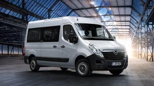 Opel Movano - Combi/Bus