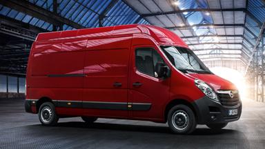 Opel Movano – Optimizat pentru încărcătură