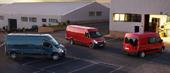 Opel Movano - Pamje nga jashtë