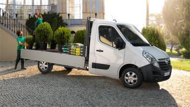Opel Movano - Pritschenwagen