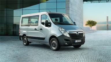 Opel Movano - Tracţiune pe puntea faţă