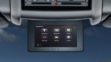 Opel Movano - Infotainment
