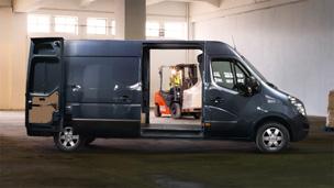 Opel Movano - Panel Van