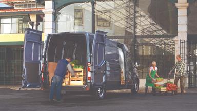 Opel Movano - Panel Vans