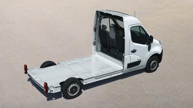 Opel Movano - Platform cab