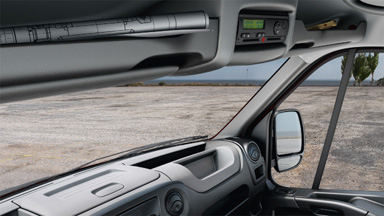 Opel Movano - Komfort