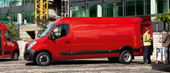 Opel Movano - Pogled izvana