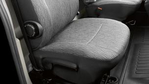 Opel Movano – Üléshuzat