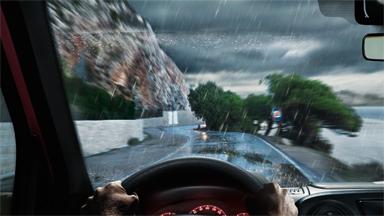 Opel Movano Combi - Automatisches Abblendlicht und Regensensor