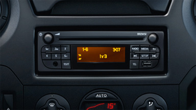 Opel Movano – Kényelem csomag