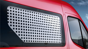 Opel Movano - Ασφάλεια & Προστασία