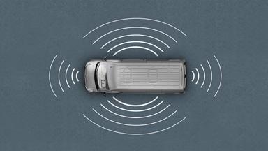 Opel Movano - Hälytysjärjestelmä