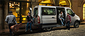 Opel Movano - Ulkonäkymiä