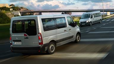 Opel Movano – Motorválaszték