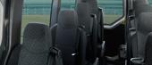 Opel Movano - Sisänäkymiä