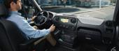 Opel Movano Combi - Vedere din interior