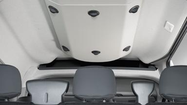 Opel Movano Combi - Klimaanlage im Fond