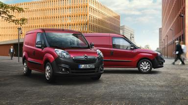 Opel Combo Van - BiLink-Hinterradaufhängung