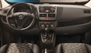New Opel Combo - Standard Equipment