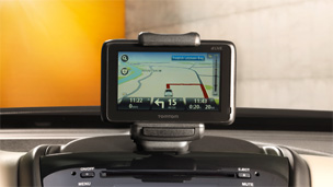 Opel Combo Cargo - Cradle/Docking station with TOMTOM Navigation device