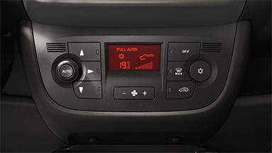 Opel Combo - manuelle und elektronisch geregelte Klimaanlage