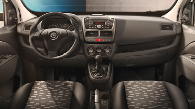 New Opel Combo - Real Leather