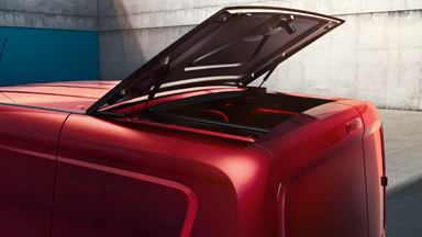 Opel Combo Van - Leichtes Be- und Entladen