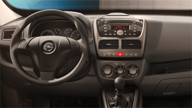 New Opel Combo - Infotainment