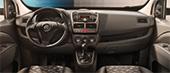 Opel Combo - Prikazi notranjosti