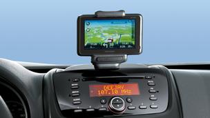 Combo Cargo - Nosač/priključna stanica s TOMTOM navigacijskim uređajem