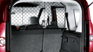 Combo Cargo - Okomita mrežica za teret