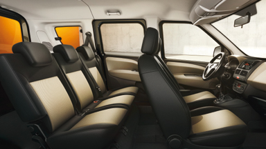 New Opel Combo Tour - Sitting Pretty
