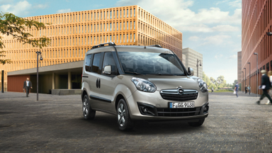 New Opel Combo Tour - Anti-Corrosion Garantee