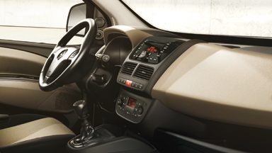 New Opel Combo Tour - Easytronic® Transmission