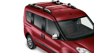 Opel Combo Tour - Aluminium Roof Base Carrier