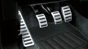 Opel Combo Tour - Pedal Covers
