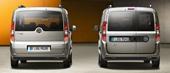 Opel Combo Tour - Stambaus plano vaizdai