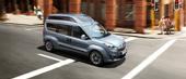 Opel Combo Tour - Ulkonäkymät