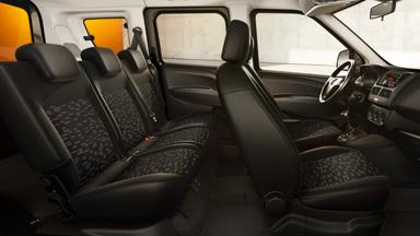 Opel Combo Tour - Usiądź wygodnie