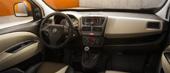 Opel Combo Tour - Sisänäkymiä