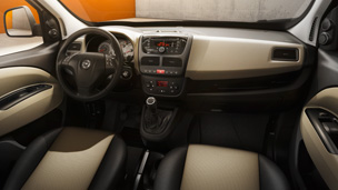 Opel Combo Tour - Cosmo Interior Design
