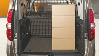 Opel Combo Tour intérieur design