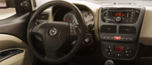 Der neue Opel Combo Tour - Innenansichten