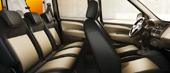 Opel Combo Tour - Vues intérieures