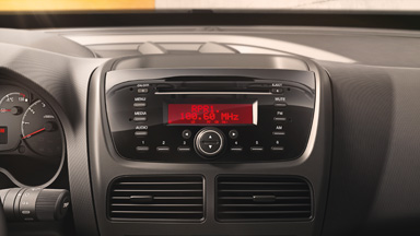 New Opel Combo Tour - Infotainment