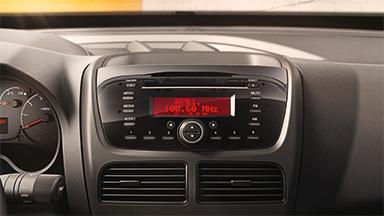 Opel Combo Tour - Gama Systemów audio-informacyjnych
