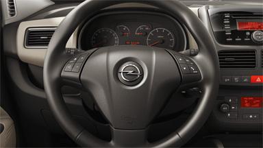 Opel Combo Tour - Prawdziwa skóra